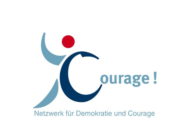 Netzwerk für Demokratie und Courage; Partner von IVF Leipzig und Strafraum Sachsen 2.0