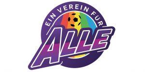 Ein Verein für Alle - Wappen