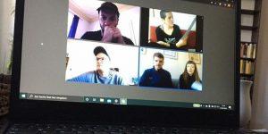Die IVF im Online-Meeting